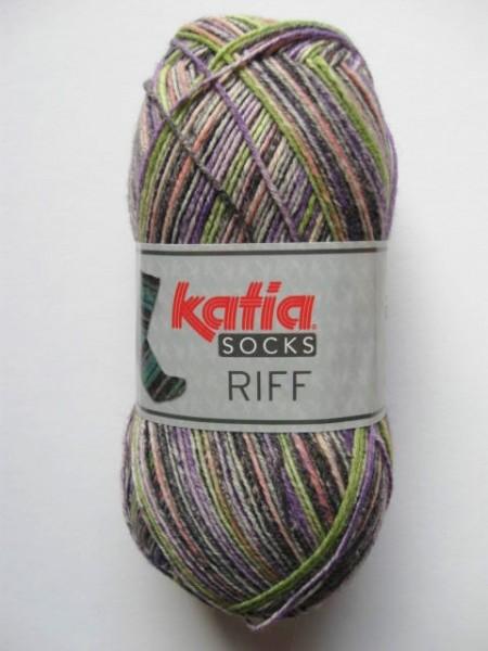 Katia Sockenwolle Riff 150g, Fb. 52