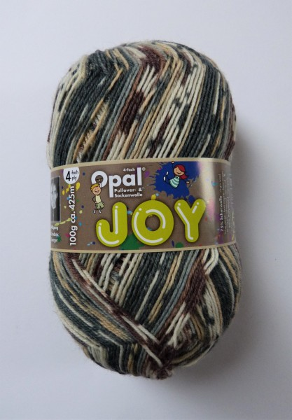 Opal Sockenwolle Joy 100g, Fb. 9982 Euphorie