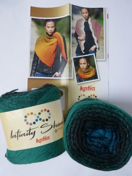Infinity Shawl von Katia