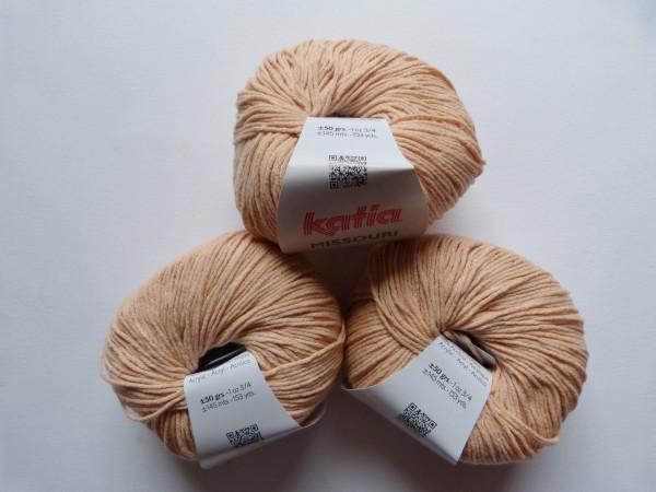 Katia Wolle Missouri 50g, Fb. 20