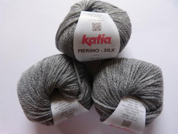 Katia Wolle Merino-Silk 25g, Fb. 105