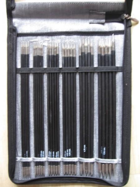 Knit Pro Karbonz Nadelspiel-Set 20cm