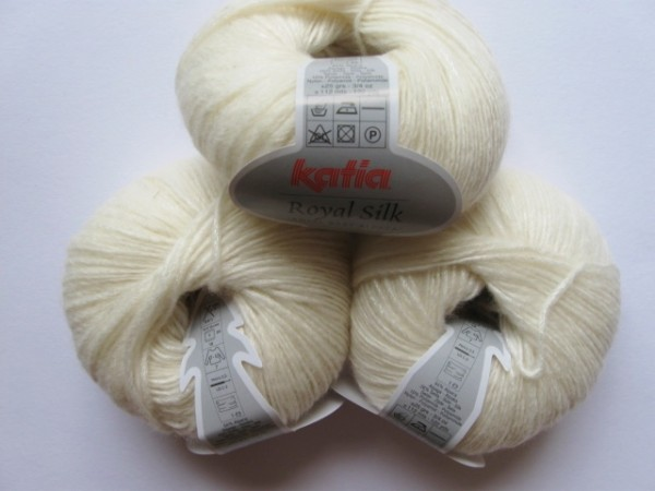 Katia Royal Silk 25g, Fb. 500