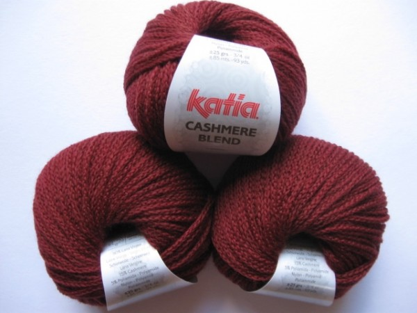 Katia Wolle Cashmere Blend 25g, Fb. 74
