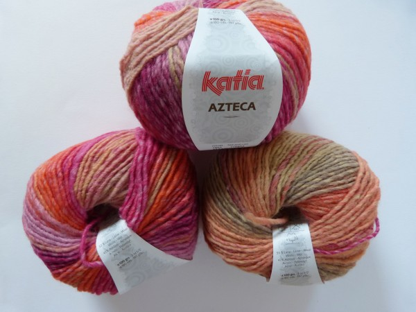 Katia Wolle Azteca 100g, Fb. 7852