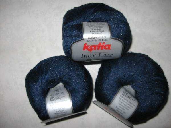 Katia Inox Lace 25g, Fb. 204